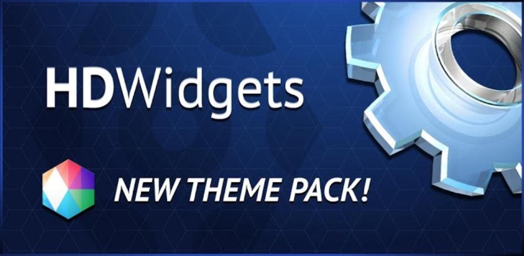 HD Widgets v3.9.4 (Android)