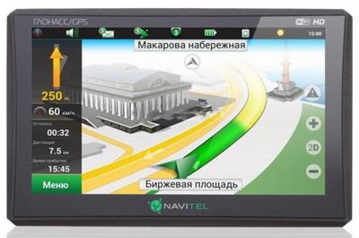 Сервис навигации Navitel